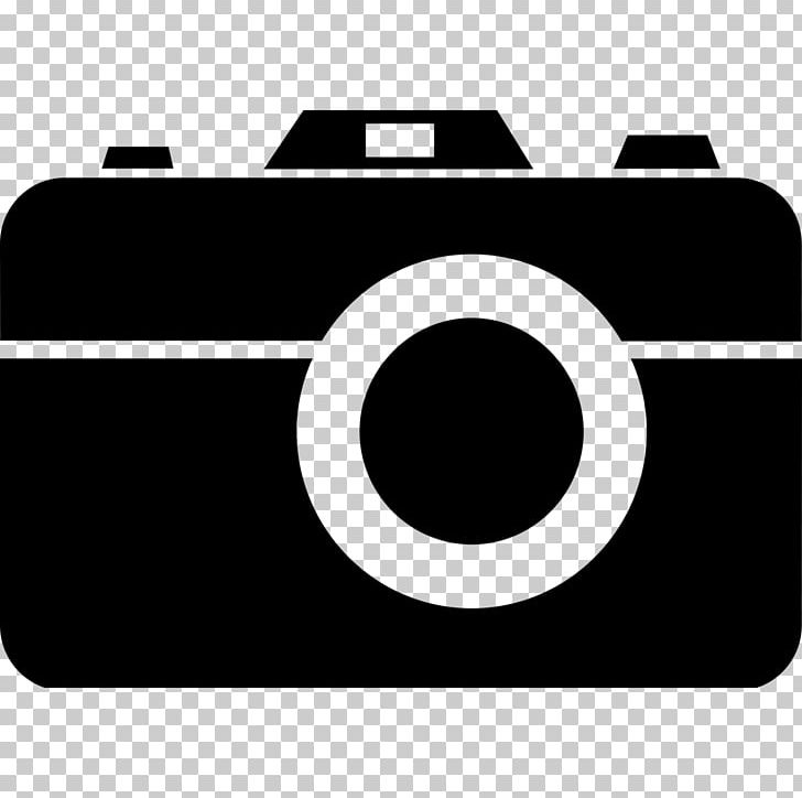Digital Cameras Photography Png Clipart Black Black And White Brand Camera Camera Icon Free Png Download
