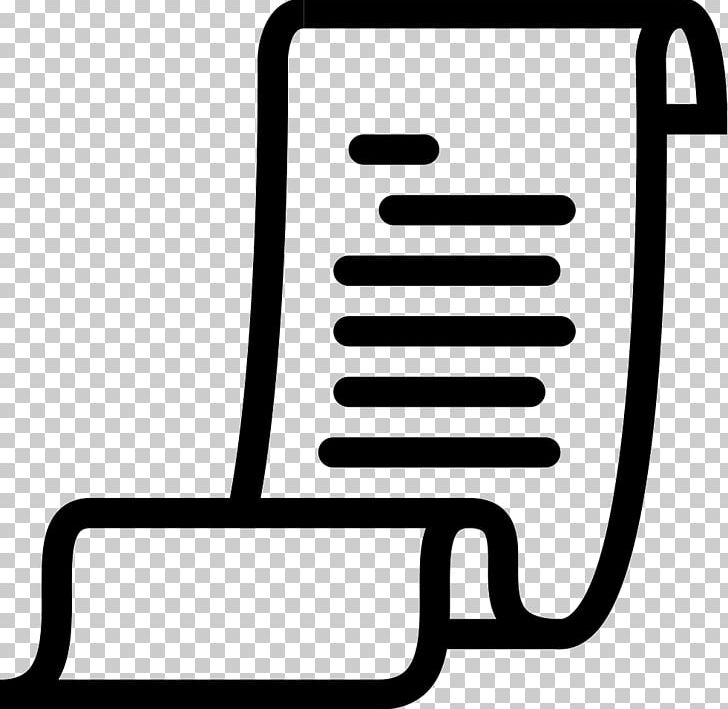 Receipt Computer Icons Invoice Png Clipart Black And White
