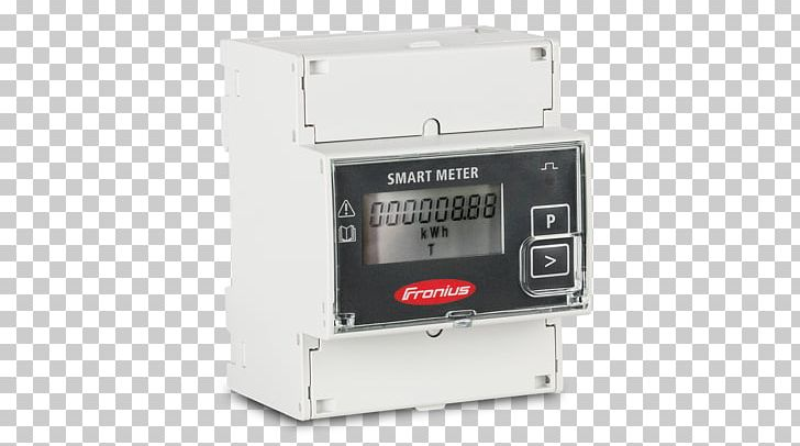 Smart Meter Solar Inverter Fronius International GmbH Solar Panels Solar Power PNG, Clipart, Circuit Breaker, Circuit Component, Electric Energy Consumption, Electricity, Electro Free PNG Download