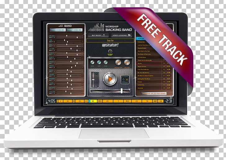 Contemporary Worship Music Song Backup Band Multitrack