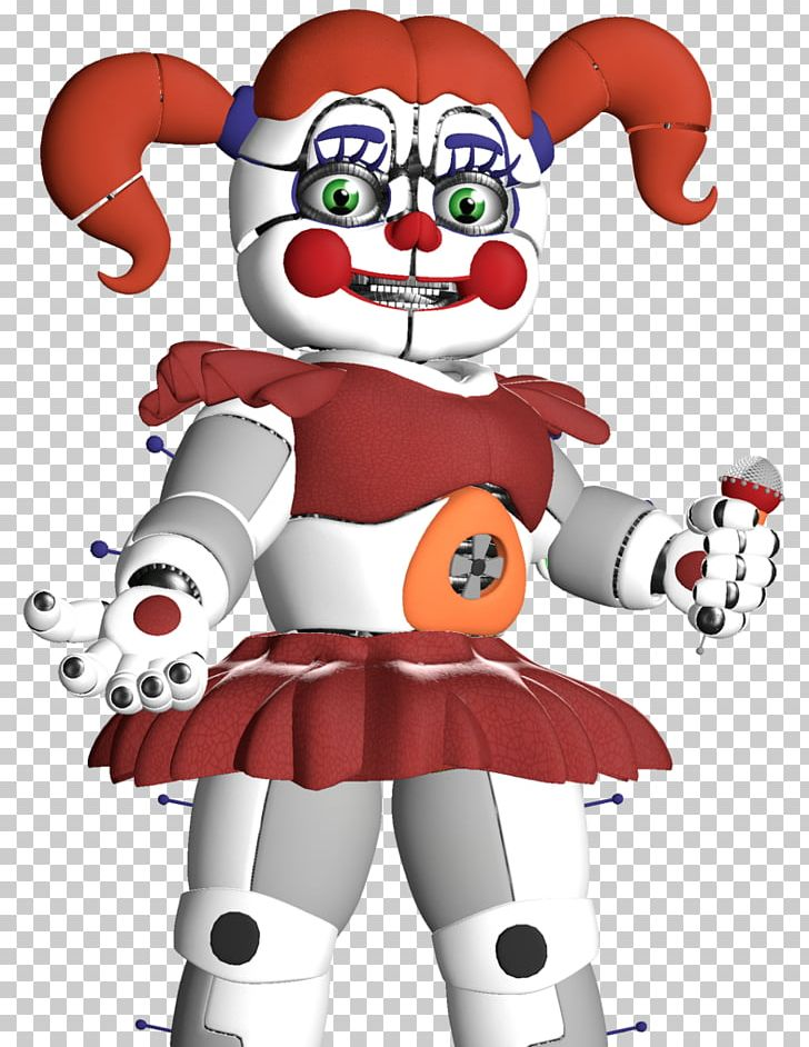 Five Nights At Freddy S Infant Baby Kissing Animatronics Png