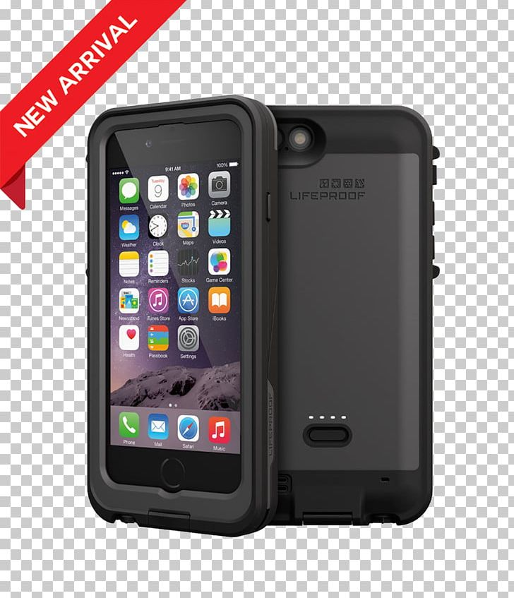 IPhone 6s Plus IPhone 6 Plus LifeProof NÜÜD Schutzhülle PNG, Clipart, Cellular Network, Electronic Device, Electronics, Gadget, Iphone 6 Free PNG Download