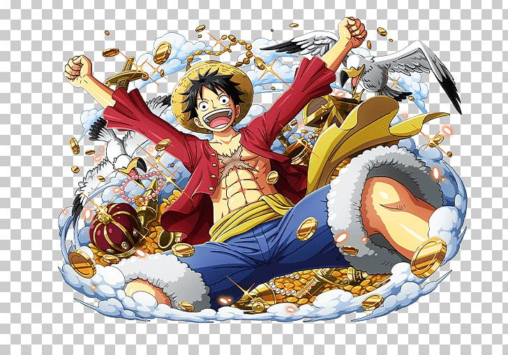 Monkey D. Luffy One Piece Treasure Cruise Shanks Portgas D. Ace Trafalgar D. Water Law PNG, Clipart, Art, Boa Hancock, Cartoon, Fiction, Fictional Character Free PNG Download