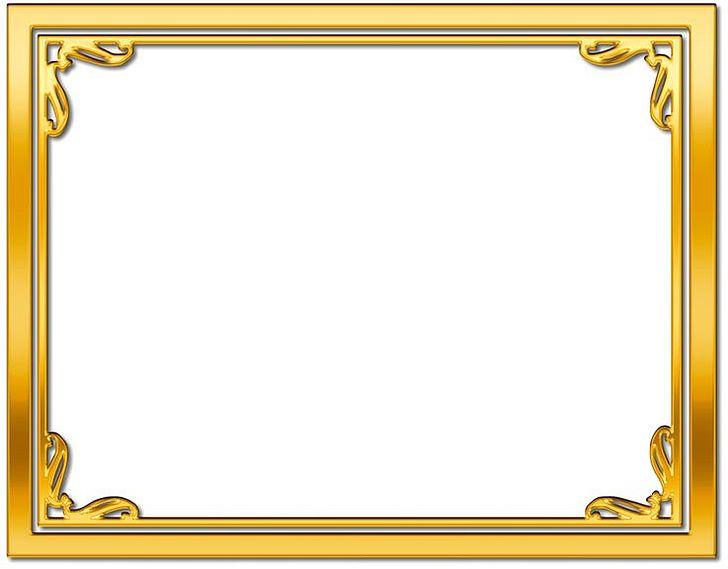 Frames Gold Desktop PNG, Clipart, Angle, Area, Background, Border, Clip Art Free PNG Download