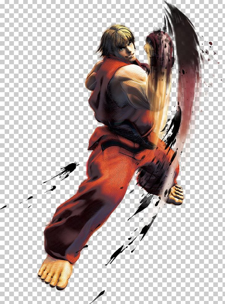 Street Fighter 5 Concept Art