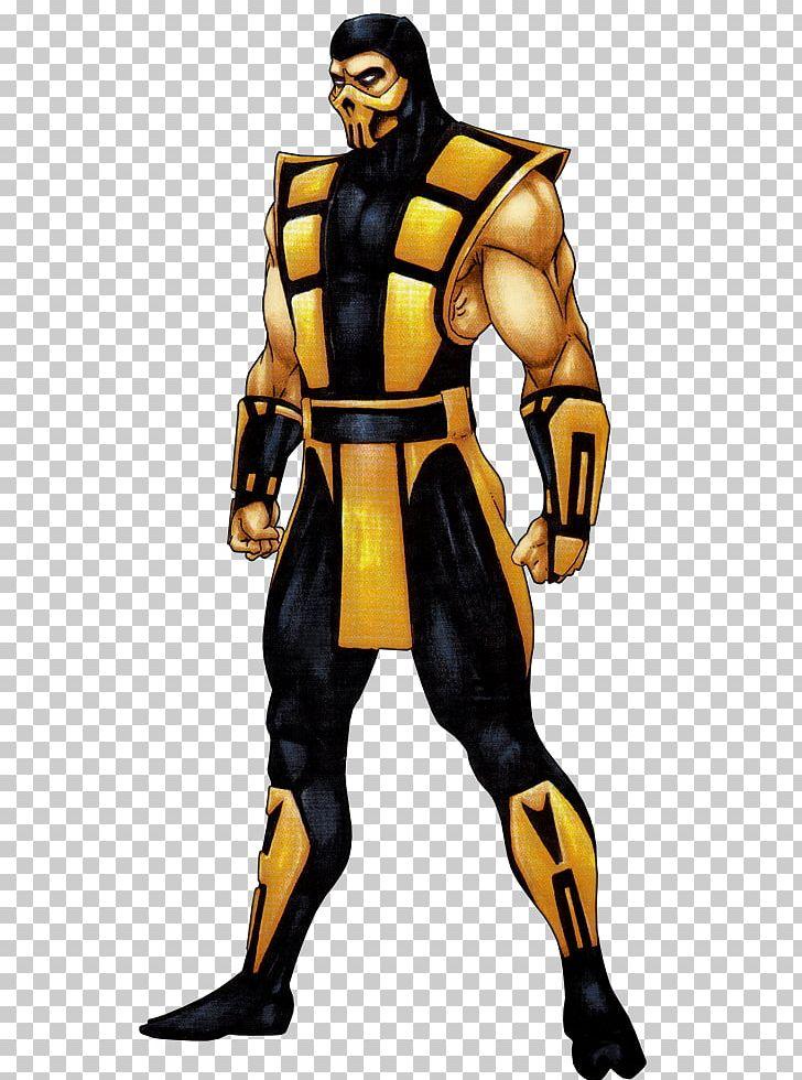 Scorpion Mortal Kombat: Deception Ultimate Mortal Kombat 3