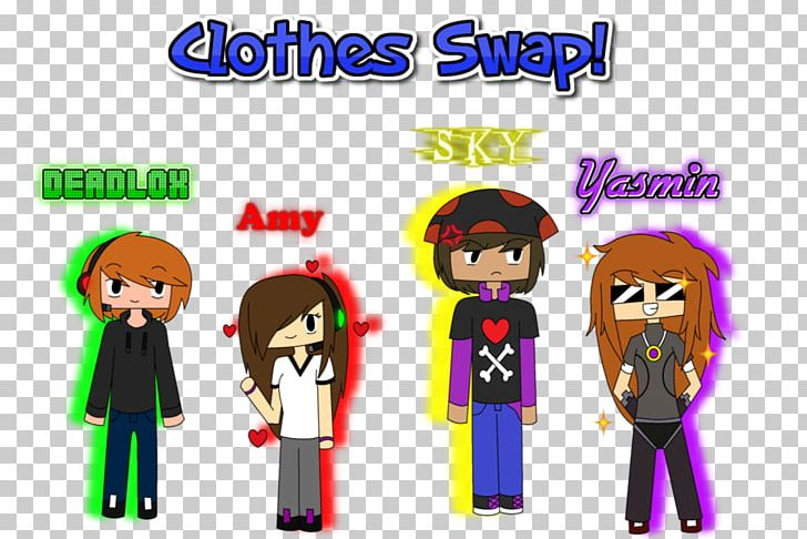Clothing Swap Art Minecraft YouTube PNG, Clipart, Arrival
