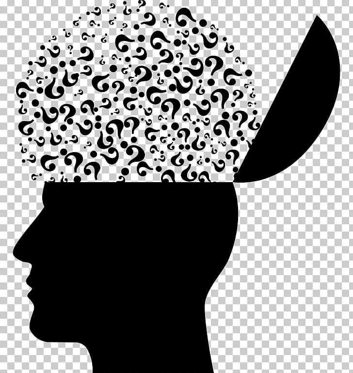 Mental Health Brain Png Clipart Attention Black Black And White Child Circle Free Png Download
