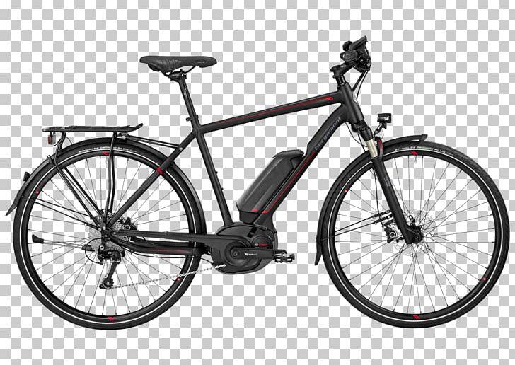 Haibike Sduro Trekking 60 2018 Electric Bicycle Pedelec