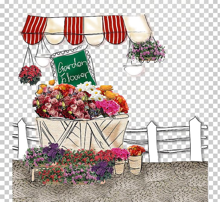 Flower Floristry Wall Photography PNG, Clipart, Advertising, Balloon Cartoon, Basket, Blomsterbutikk, Cartoon Couple Free PNG Download
