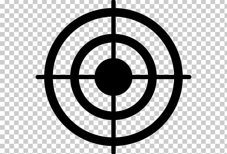 Bullseye Target Corporation Shooting Target PNG, Clipart, Area, Black And White, Bullseye, Circle, Computer Icons Free PNG Download