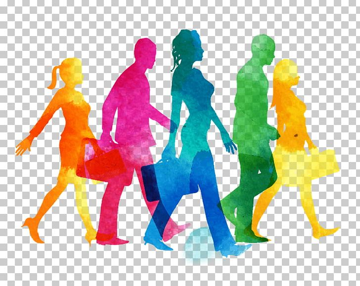 Silhouette Walking PNG, Clipart, Animals, Fun, Happiness, Human Behavior, Hurry Free PNG Download