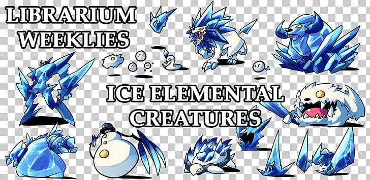 Elemental Sprite RPG Maker MV Legendary Creature PNG