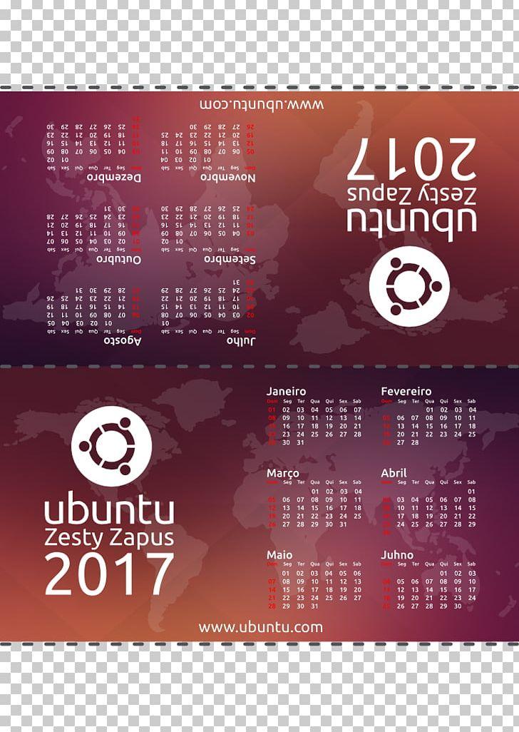 Calendar Ubuntu Free And Open-source Software Linux Desktop
