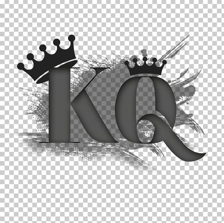 Queens Logo King Graphic Design Png Clipart Black And White