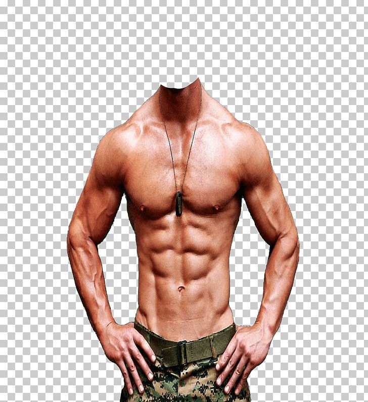 Mobile App Rectus Abdominis Muscle Editing Photograph Png
