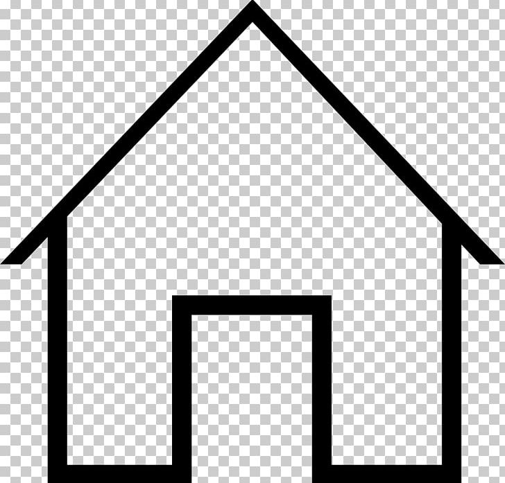 Computer Icons House PNG, Clipart, Angle, Area, Black, Black And White, Client Free PNG Download
