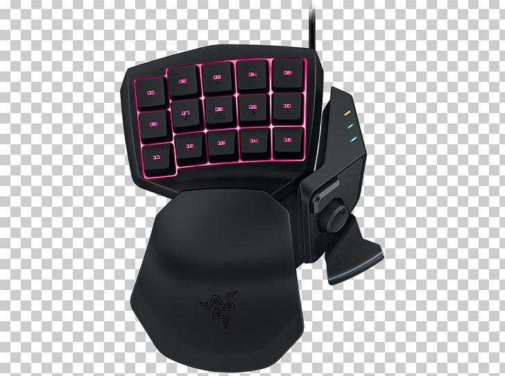 Computer Keyboard Razer Tartarus Chroma Gaming Keypad USB Gaming