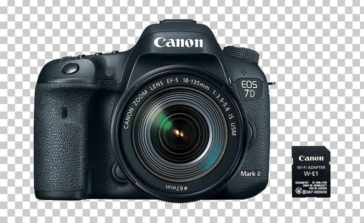 Canon EOS 7D Mark II Canon EF-S 18–135mm Lens Canon EF Lens Mount PNG, Clipart, Camera, Camera Lens, Canon, Canon Efs Lens Mount, Canon Eos Free PNG Download