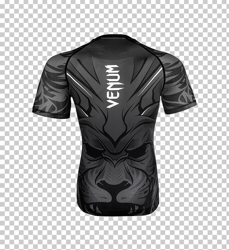 Venum Mixed Martial Arts Rash Guard Brazilian Jiu-jitsu MMA Gloves PNG, Clipart, Active Shirt, Black, Bloody Roar 3, Brand, Brazilian Jiujitsu Free PNG Download