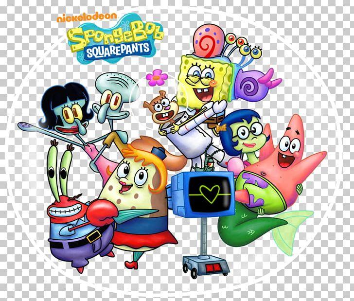 Spongebob Patrick Squidward Sandy Photo Album