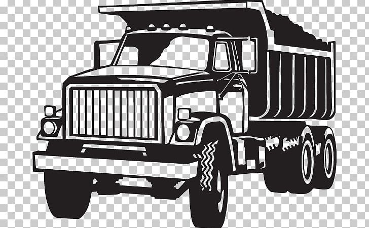 Open Dump Truck Vehicle PNG, Clipart, Automotive Design, Black And White, Blog, Brand, Car Free PNG Download