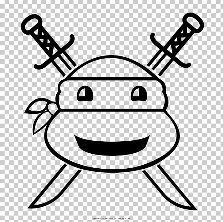 Teenage Mutant Ninja Turtles Drawing Png Clipart Animals Artwork Black And White Cartoon Color Free Png
