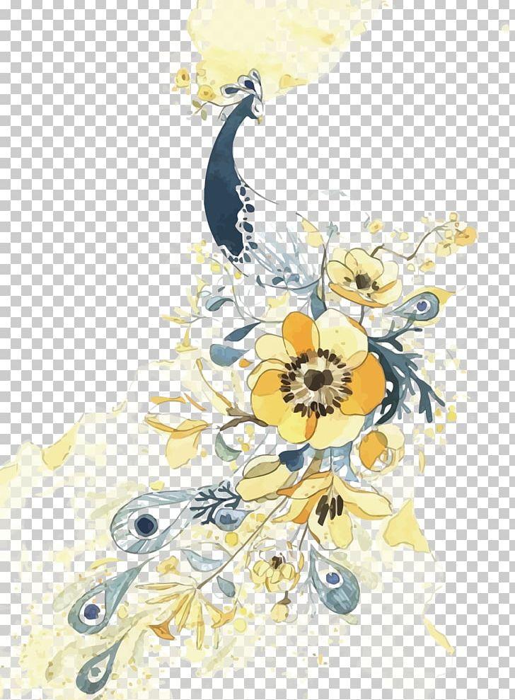 Peacock PNG, Clipart, Asiatic Peafowl, Cartoon, Design, Deviantart, Flower Free PNG Download