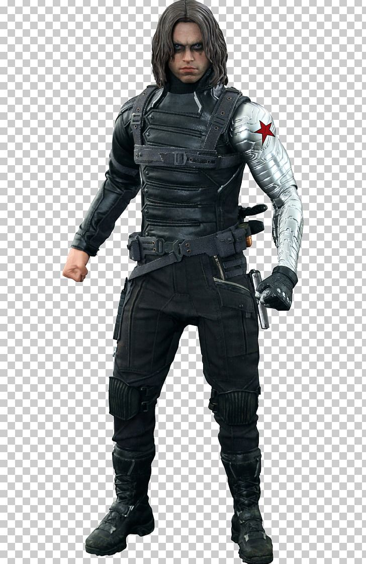 Sebastian Stan Bucky Barnes Captain America: The Winter Soldier PNG