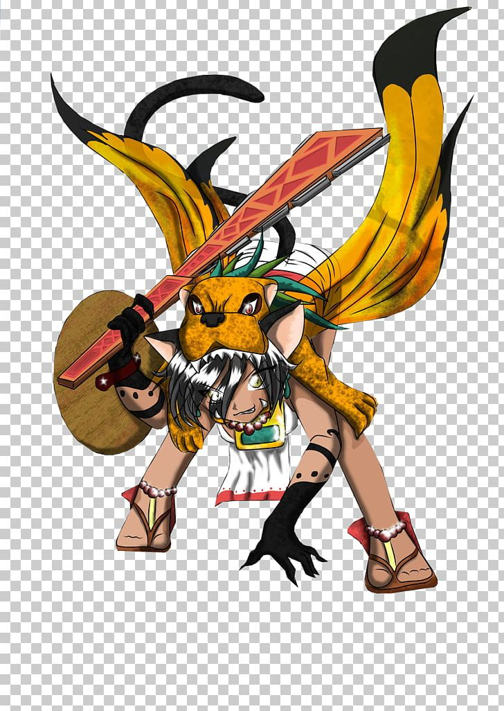 Aztrc Warrior Concept Art