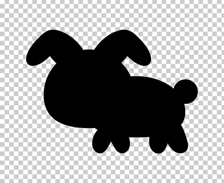 Rabbit–duck Illusion Silhouette PNG, Clipart, Animals, Black, Black And White, Black M, Canidae Free PNG Download