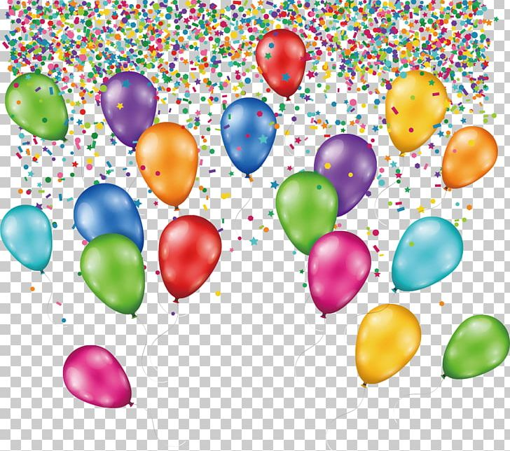 Birthday Cake Balloon Png Clipart Birthday Card Birthday