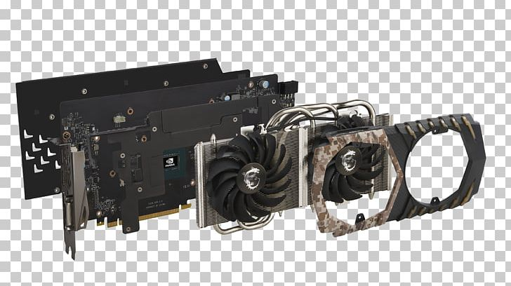 Graphics Cards & Video Adapters NVIDIA GeForce GTX 1060 Laptop GDDR5