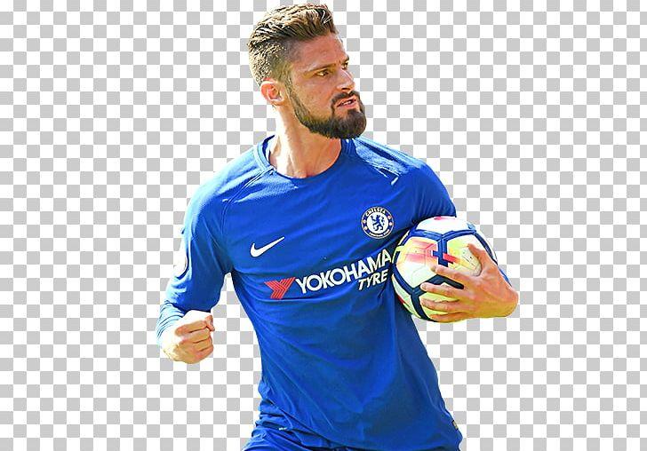 Olivier Giroud FIFA 18 Chelsea F C  FIFA Mobile France