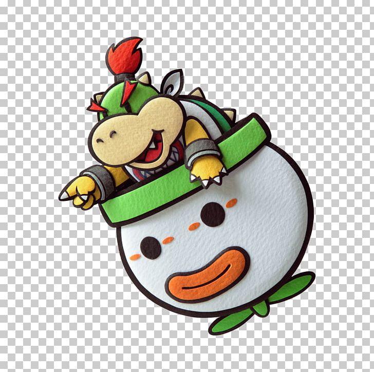 Bowser Paper Mario: Sticker Star Luigi PNG, Clipart, Bowser