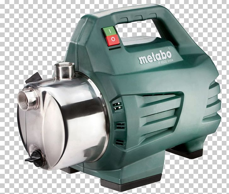 Metabo Wasserpumpe Power Tool Stainless Steel PNG, Clipart, Electric Generator, Garden, Gardena Ag, Garden Tool, Hardware Free PNG Download