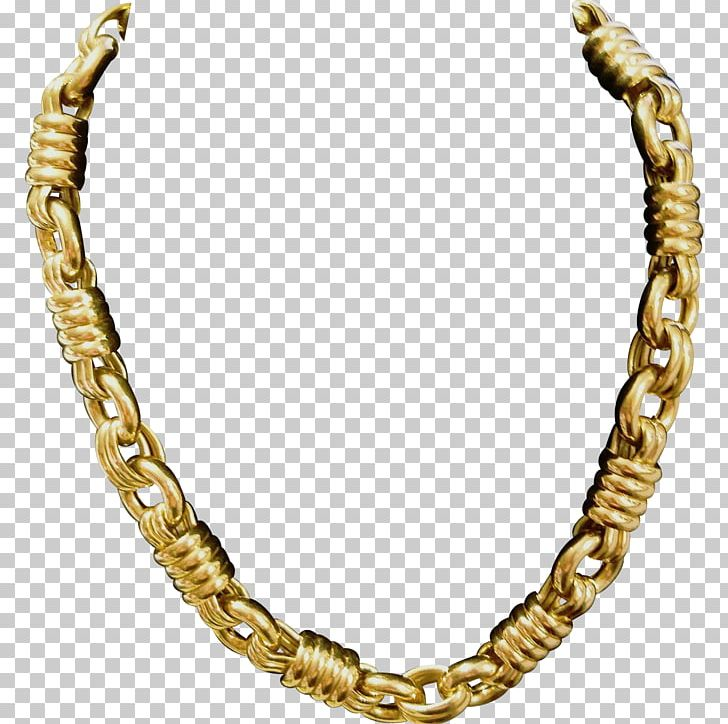 Necklace Figaro Chain Jewellery Gold PNG, Clipart, Bead, Body Jewellery, Body Jewelry, Bracelet, Brass Free PNG Download