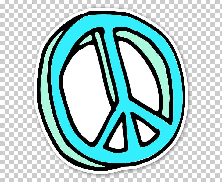 Peace Symbols Sticker Label PNG, Clipart, Area, Blue, Category Of Being, Circle, Green Free PNG Download