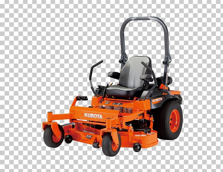 Kubota Lawn Mowers Tractor Sales Zero-turn Mower PNG