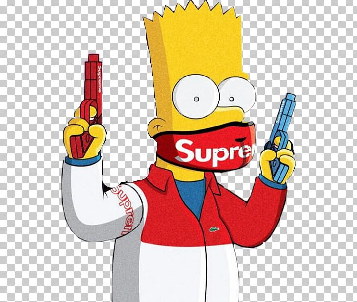Bart Simpson Homer Simpson Supreme Drawing PNG, Clipart, Art