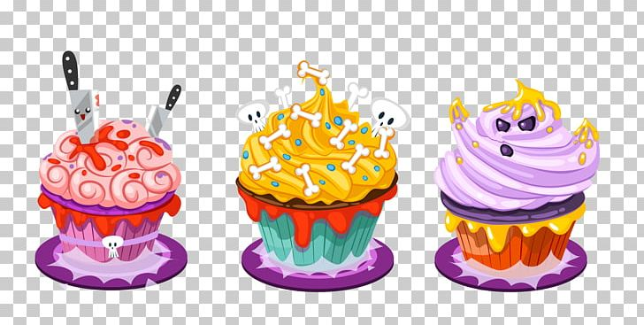 Cupcake Halloween Cake Candy Corn PNG, Clipart, Bake Sale, Birthday Cake, Cake, Cakes, Candy Free PNG Download