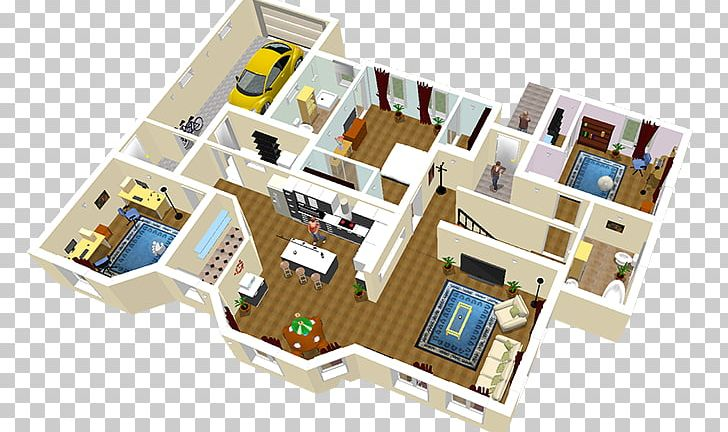 Sweet Home 3d House Floor Plan Png Clipart 3d Computer Graphics Software Architecture Bedroom Building Computer