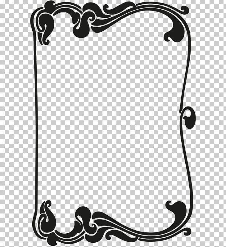 Decorative Borders Art Nouveau Decorative Arts PNG, Clipart, Area, Art, Art Deco, Art Nouveau, Black Free PNG Download