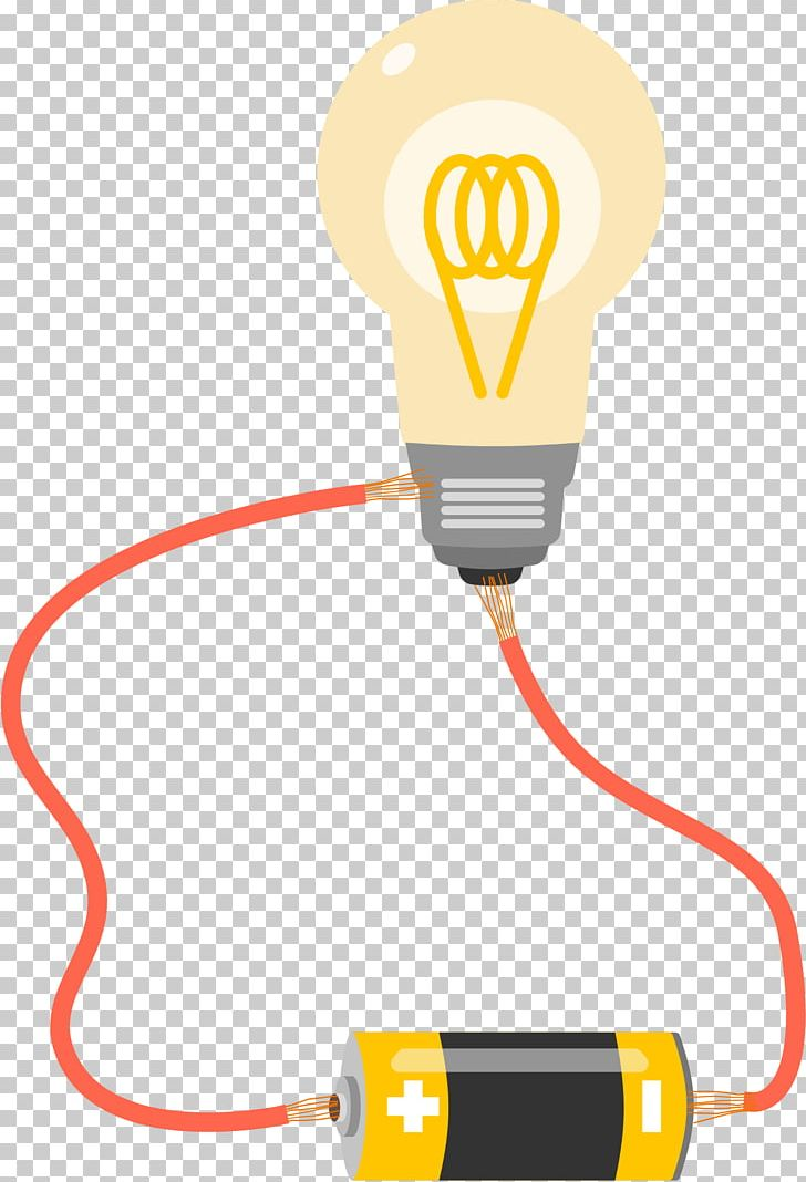 Wiring Diagram Incandescent Light Bulb Wire Electricity PNG ... on