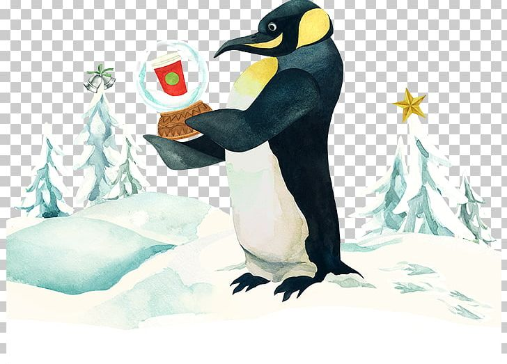 Starbucks Game 0 No Limit King Penguin PNG, Clipart, 2017, Beak, Bird, Competition, Competitive Examination Free PNG Download