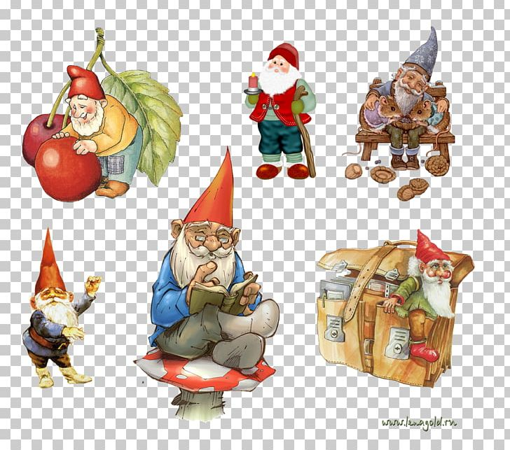 Christmas Gnome Drawing.Snow White Dwarf Gnome Drawing Little People Png Clipart