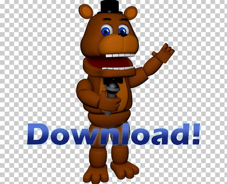 FNaF World Five Nights At Freddy's 3 Freddy Fazbear's