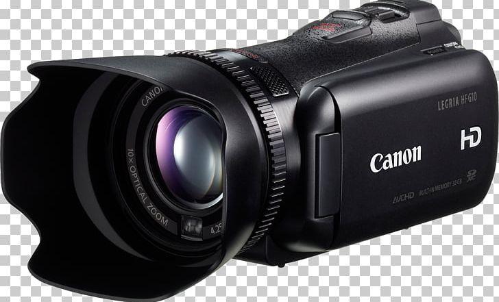 Canon VIXIA HF G10 Camcorder Video Cameras Zoom Lens PNG, Clipart, Camcorder, Camera, Camera Accessory, Camera Lens, Camera Viewfinder Free PNG Download