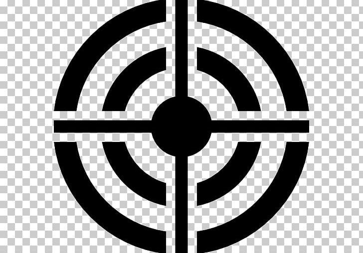 Bullseye Symbol Computer Icons Shooting Target PNG, Clipart, Aim, Area, Black And White, Bullseye, Circle Free PNG Download