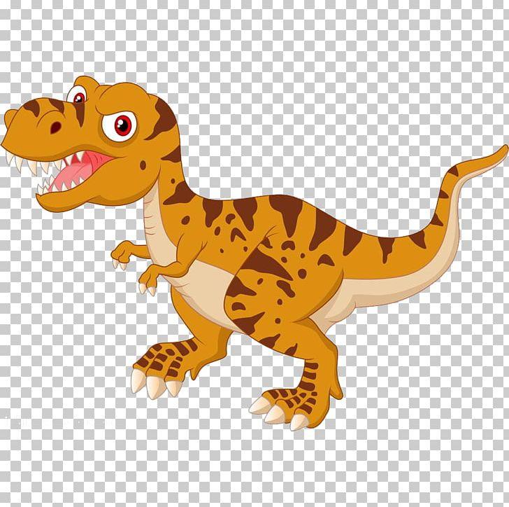 Tyrannosaurus Cartoon Dinosaur Illustration PNG, Clipart, Balloon Cartoon, Boy Cartoon, Can Stock Photo, Carnivoran, Cart Free PNG Download